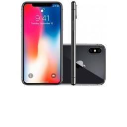 IPhone X - 256GB - Preto - Seminovo - Garantia de 90 dias
