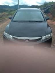 Honda Civic lxs sedan completo automático flex ano 2010 - 2010