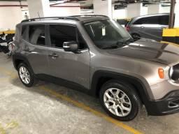 Jeep Renegade 2018/2018 único Dono Baixa km - 2018