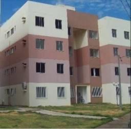 Alugo apartamento no condomínio mais viver são francisco (bairro: antônio cassimiro)