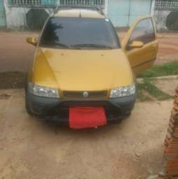 Carro Strada V/T - 2002