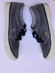 Sapato cinza osklen original