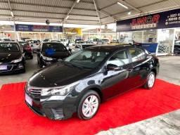 Toyota Corolla GLI 1.8 Automático Muito Novo Apenas 52.000 Km - 2015
