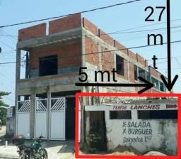 Terreno com Casa em São Vicente