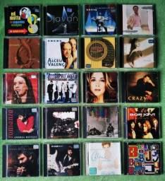 CDs Antigos - Originais
