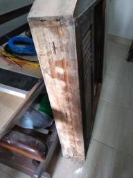 Vendo janela madeira