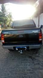 Hilux 2011 automática SRV - 2011