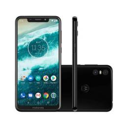 Motorola one preto 64 GB