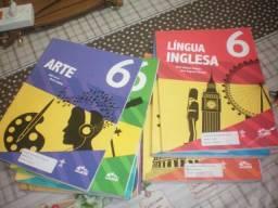 Livros 6 ano colegio adventista