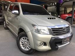 Hilux SRV 3.0 Automática Turbo Diesel 4x4 2014/2014 - 2014