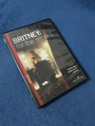 Dvd Britney : For The Record.