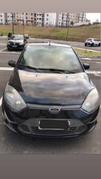 Ford Fiesta Hatch 1.0 - 2012 - Completo - Flex/GNV - Único dono