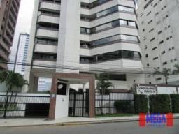 Apartamento com 4 quartos para alugar, próximo à Av. Dom Luís
