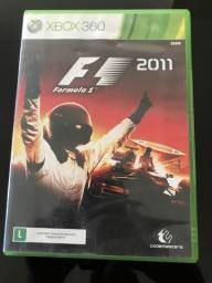 Usado, Fórmula 1 2011 (xbox 360) comprar usado  São Gonçalo do Amarante