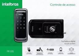Fechadura Digital FR101 Intelbrás com Senha R$549,00