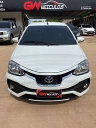 Toyota Etios Platinum 1.5 AUT 2018