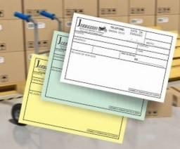 Talões Numerados Autocopiativos 2 ou 3 vias Produto Altamente Personalizado