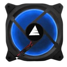 Título do anúncio: Cooler FAN Ring Bluecase 12cm Azul BFR-05B - Imperium Informática