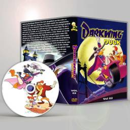 Dvd Darkwing Duck Completo