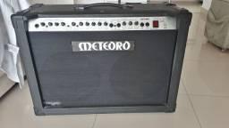 Amplificador Meteoro Vulcano 200w Pré valvulado