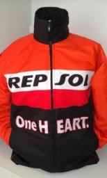 Jaqueta de Nylon Repsol Impermeável