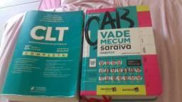 OAB vade mecum Saraiva 2019 CLT edição completa 2019