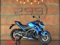 Suzuki GSX-S 1000 AZ 2021 na Garantia com Apenas 1.535Kms
