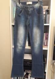 Combo 4 calças jeans tamanho 36