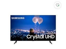 Samsung Smart TV Crystal UHD 2020 Na Caixa