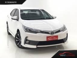 Corolla 2.0 XRS 2018 aut. / midia / bancos de couro
