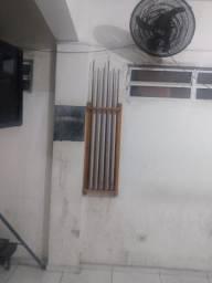 Mesa de sinuca usada