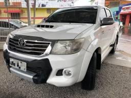 Toyota hilux srv ano 2013 diesel controle de estabilidade