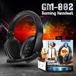 Headset Gamer 3 em 1 para Ps4 X-one e Notebook