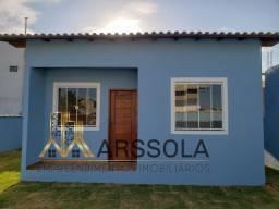 Linda Casa com 2 quartos em Unamar (Tamoios) - Cabo Frio - RJ