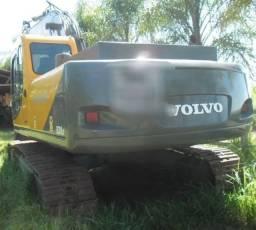 Escavadeira Volvo EC210LC - Ano 2002