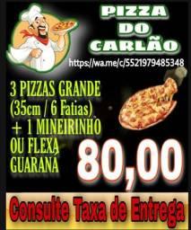 Pizza do Carlão