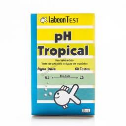 Labcon Teste PH Tropical para aquário