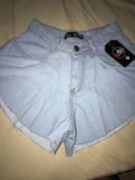 Short jeans novo!