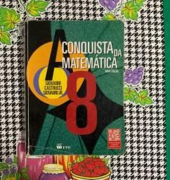 Livro - A Conquista da Matemática 8 ano