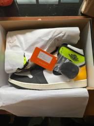 Air Jordan 1 High Volt Gold - Tam 45 / Novo Original na caixa
