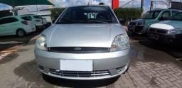 Fiesta 2007 hatch 1.0 prata
