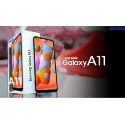Galaxy A11 64 GB Vermelho