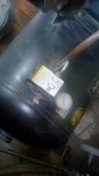 Compressor de Ar Shulz Max 20 Pes 250 litros