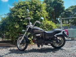 Vendo Dafra Horizon 150cc
