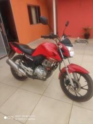 Vendo moto fan 160 2019
