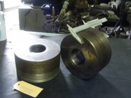 Rolo para laminadora cavour 30 ton 5/8*18nf
