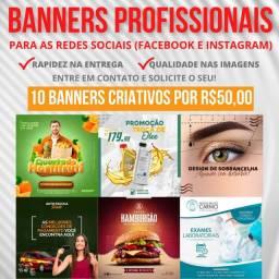 Banner Profissional p/ Redes Sociais