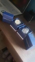 Título do anúncio: Relógios Tommy Hilfiger - Couro / Aço