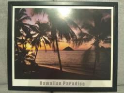 Quadro Hawaiian Paradise