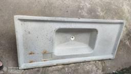 Pia de concreto